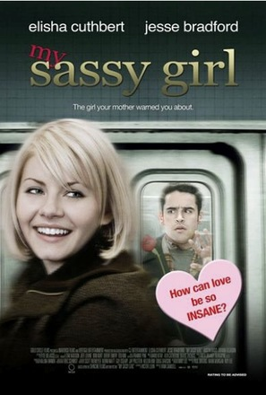 My Sassy Girl - Movie Poster (thumbnail)