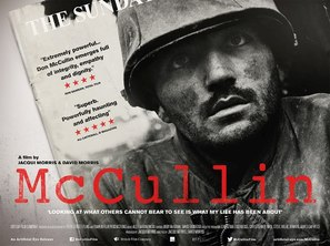 McCullin - British Movie Poster (thumbnail)