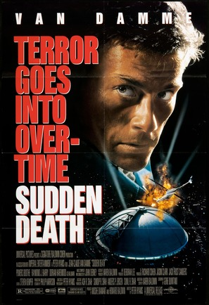 Sudden Death - Movie Poster (thumbnail)