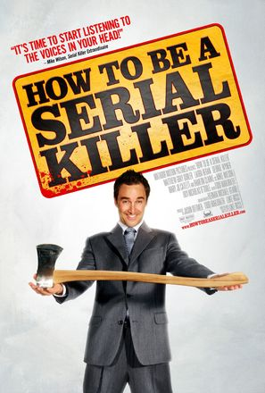 How to Be a Serial Killer - Movie Poster (thumbnail)