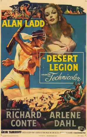 Desert Legion - Movie Poster (thumbnail)