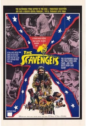 The Scavengers - Movie Poster (thumbnail)