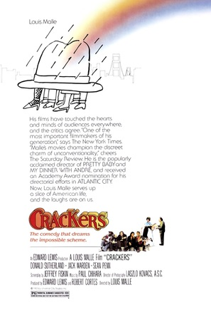 Crackers - Movie Poster (thumbnail)