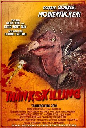ThanksKilling - Movie Poster (thumbnail)