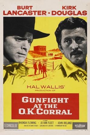 Gunfight at the O.K. Corral - Movie Poster (thumbnail)
