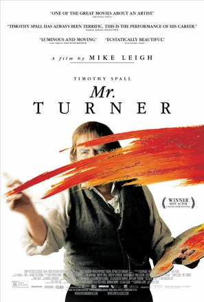 Mr. Turner - Movie Poster (thumbnail)
