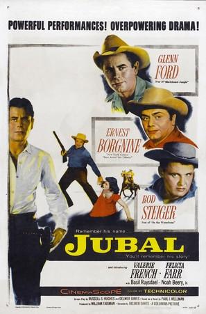 Jubal - Movie Poster (thumbnail)