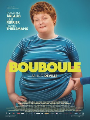 Bouboule - French Movie Poster (thumbnail)