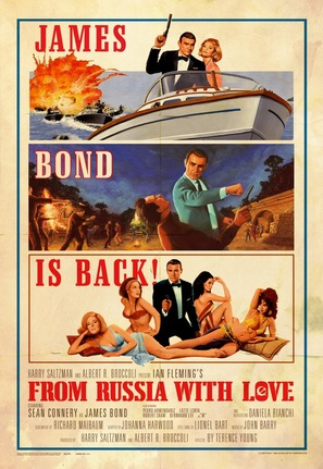 From Russia with Love - Movie Poster (thumbnail)