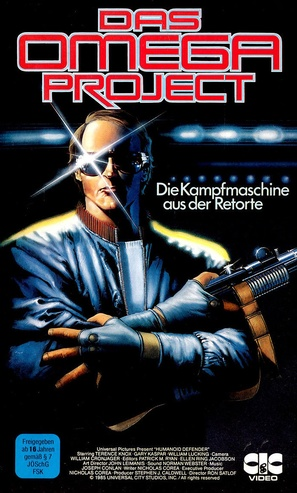 J.O.E. and the Colonel - German VHS movie cover (thumbnail)