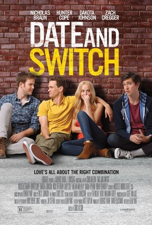 Date and Switch - Movie Poster (thumbnail)