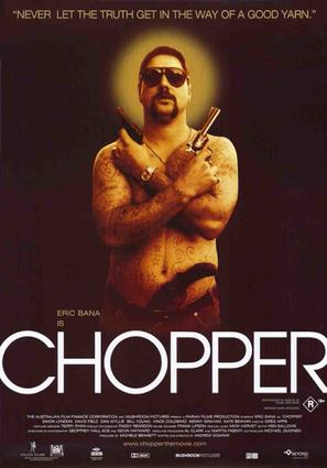 Chopper - Australian Movie Poster (thumbnail)
