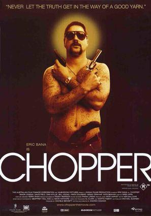Chopper - Australian Movie Poster (thumbnail)