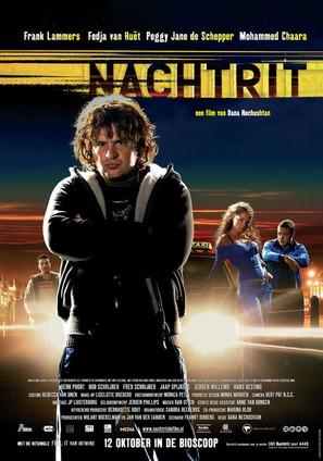 Nachtrit - Dutch Movie Poster (thumbnail)