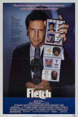 Fletch - Movie Poster (thumbnail)