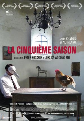 La cinquiéme saison - Belgian Movie Poster (thumbnail)