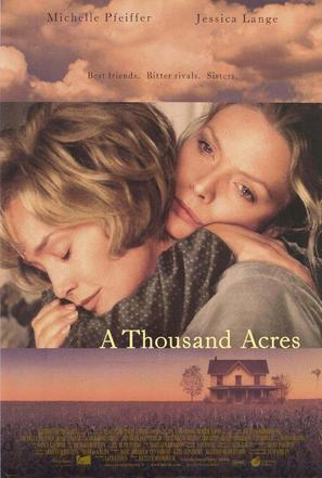 A Thousand Acres - Movie Poster (thumbnail)