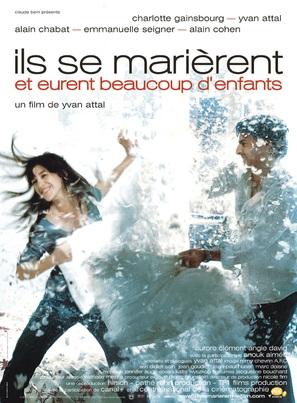 Ils se marièrent et eurent beaucoup d'enfants - French Movie Poster (thumbnail)