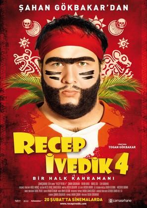 Recep Ivedik 4 - Turkish Movie Poster (thumbnail)