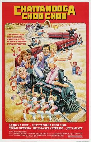 Chattanooga Choo Choo - Movie Poster (thumbnail)