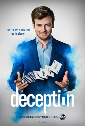Deception 2018 Tv Posters