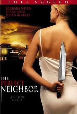 The Perfect Neighbor - DVD movie cover (thumbnail)