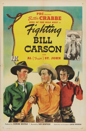 Fighting Bill Carson - Movie Poster (thumbnail)