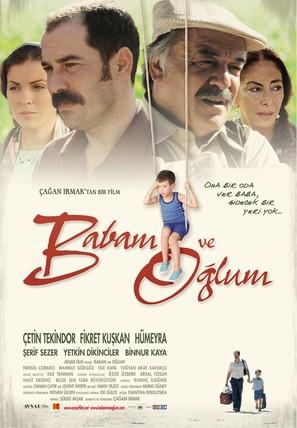 Babam Ve Oglum - Turkish Movie Poster (thumbnail)