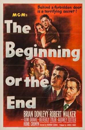 The Beginning or the End - Movie Poster (thumbnail)