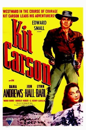 Kit Carson - Movie Poster (thumbnail)
