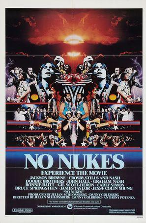 No Nukes - Movie Poster (thumbnail)