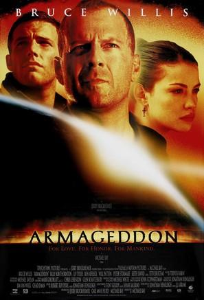Armageddon - Movie Poster (thumbnail)
