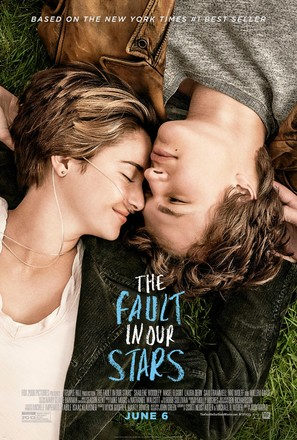 The Fault in Our Stars - Movie Poster (thumbnail)