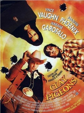 Clay Pigeons - Movie Poster (thumbnail)