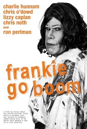 Frankie Go Boom - Movie Poster (thumbnail)