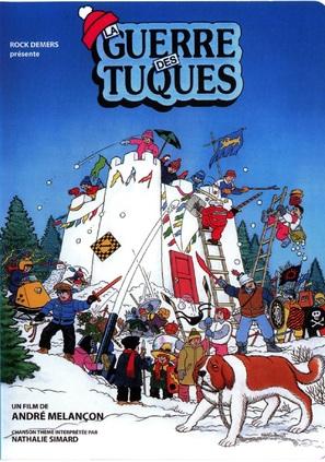 La guerre des tuques - Canadian Movie Poster (thumbnail)