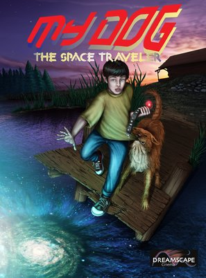 My Dog the Space Traveler - Movie Poster (thumbnail)