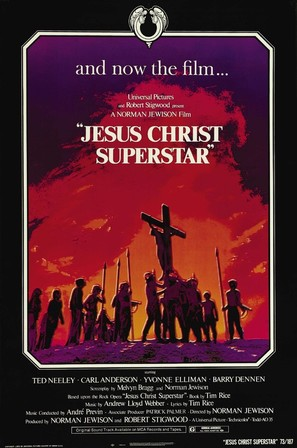 Jesus Christ Superstar - Movie Poster (thumbnail)