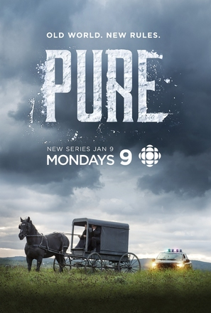 """Pure"" - Canadian Movie Poster (thumbnail)"