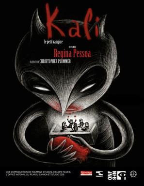 Kali, le petit vampire - French Movie Poster (thumbnail)