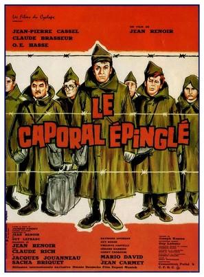 Caporal épinglé, Le - French Movie Poster (thumbnail)