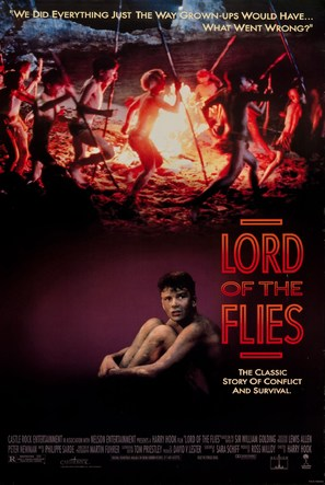 Lord of the Flies - Movie Poster (thumbnail)