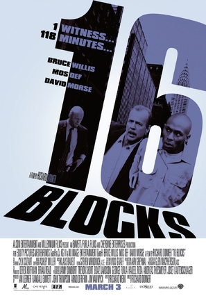 16 Blocks - Movie Poster (thumbnail)
