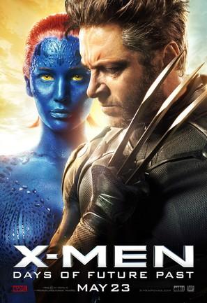 X-Men: Days of Future Past - Movie Poster (thumbnail)