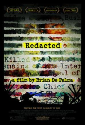 Redacted - Movie Poster (thumbnail)
