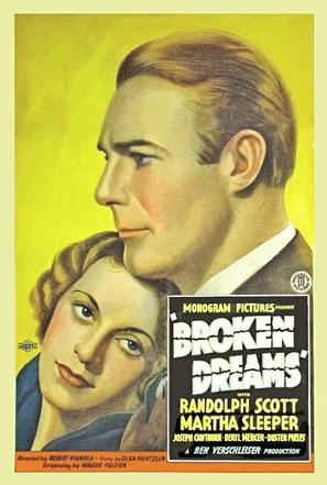 Broken Dreams - Movie Poster (thumbnail)