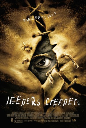 Jeepers Creepers - Movie Poster (thumbnail)
