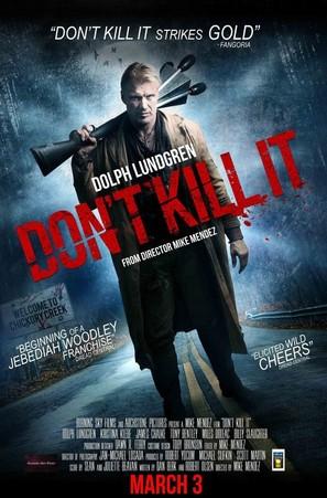 Don't Kill It - Movie Poster (thumbnail)