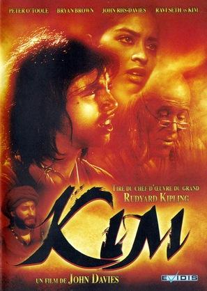 Kim - French DVD cover (thumbnail)