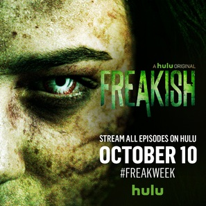 """Freakish"" - Movie Poster (thumbnail)"